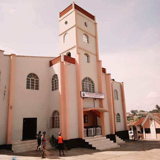 THE APOSTOLIC CHURCH